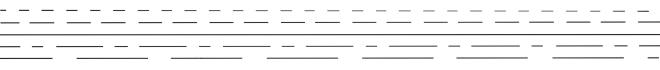 Ligne multiple /Patron